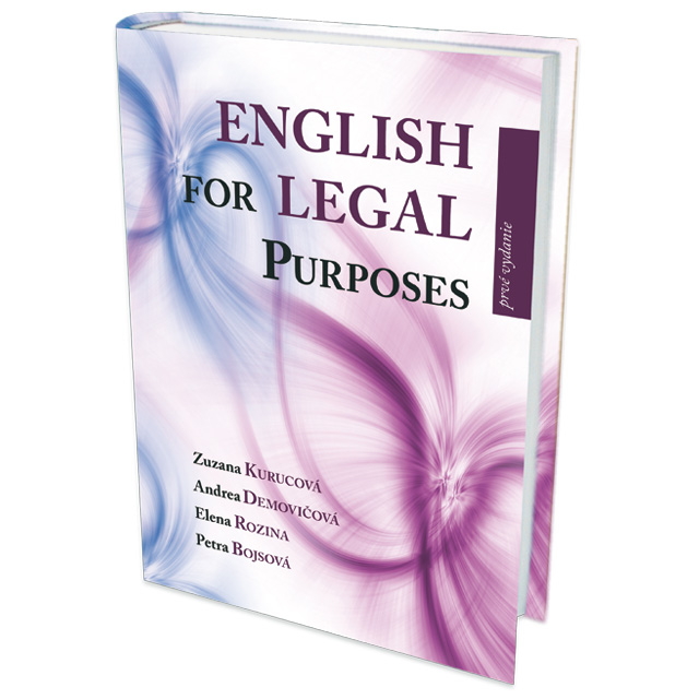 English for Legal Purposes (online)