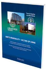 Obete kriminality - Victims of Crime