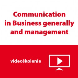Communication in Business generally and management