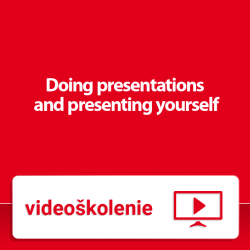 Doing presentations and presenting yourself